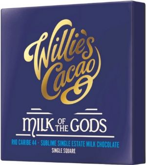 Willie's Cacao Milk Of The Gods Milk Chocolate 50g